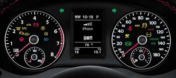 O que significam os símbolos no painel do seu carro!